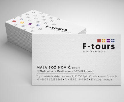 F-tours putnička agencija